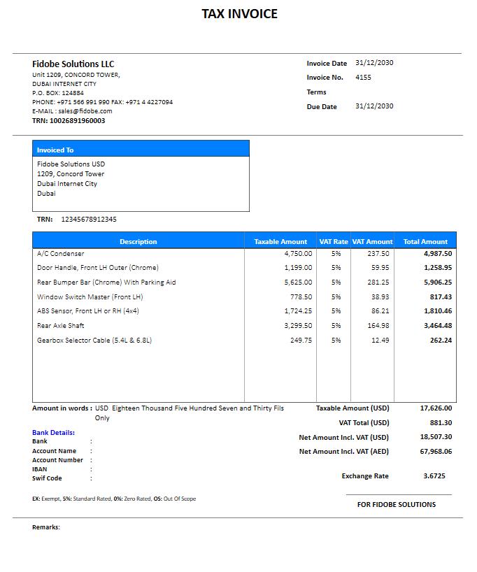 QuickBooks | QuickPrint Linewise Tax Invoice, Voucher Printing, Cheque Printing