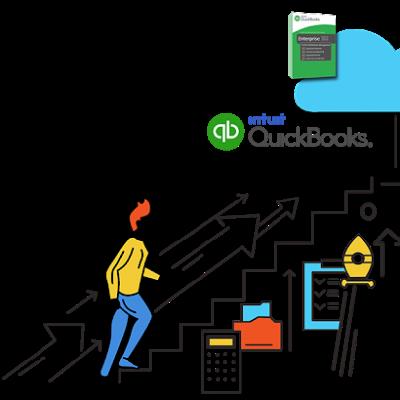 QuickBooks Cloud Hosting Dubai, Sharjah, Abu Dhabi, UAE